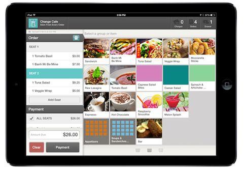 Point of Sale Software for Restaurants - Charleston SC